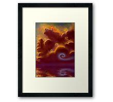 Skysong Framed Print