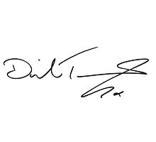 David Tennant Autograph by tardisimpala221