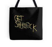 Get Sherlock Tote Bag