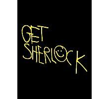 Get Sherlock Photographic Print