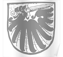 A Complete Guide to Heraldry - Figure 443 — Arms of Duke of Calabria Poster