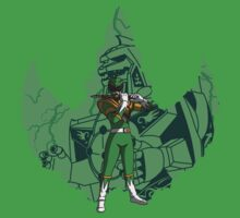 Calling the Dragonzord Kids Clothes