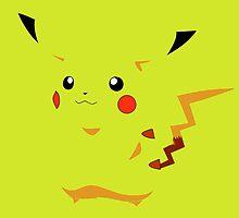 Pikachu by Bro-Sis