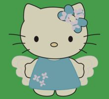 Fluttershy Hello Kitty - Full Body Kids Clothes