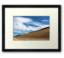 Truro Beach Framed Print