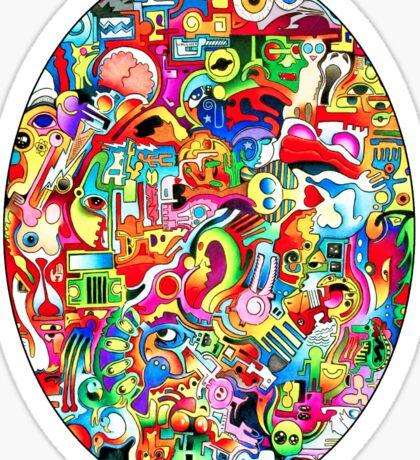 PNP Sticker