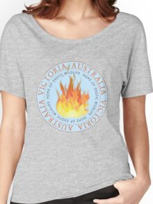 Victorian fires Women's Relaxed Fit T-Shirt