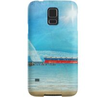 At the Edge Samsung Galaxy Case/Skin