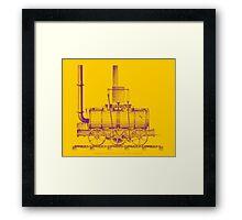 Blenkinsop Locomotive Framed Print