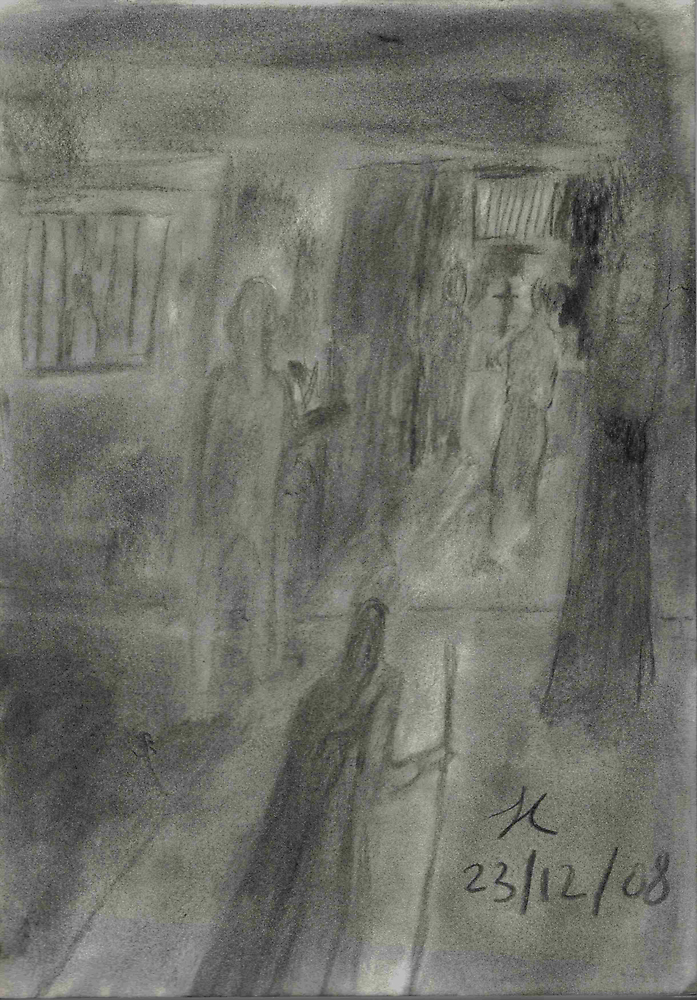 Mourning by George Coombs