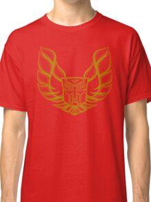 Hot Rod AutoBot Classic T-Shirt