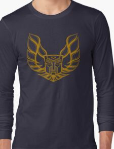 Hot Rod AutoBot Long Sleeve T-Shirt