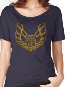 Hot Rod AutoBot Women's Relaxed Fit T-Shirt