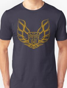 Hot Rod AutoBot Unisex T-Shirt