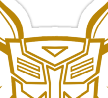 Hot Rod AutoBot Sticker