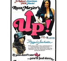 Up! (Blue) by PulpBoutique