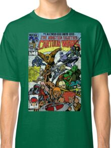 Cartoon Wars Classic T-Shirt