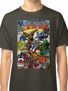Cartoon Wars Classic T-Shirt