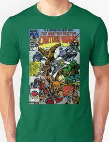 Cartoon Wars Unisex T-Shirt