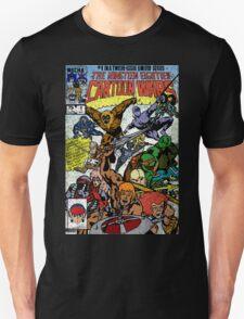 Cartoon Wars T-Shirt