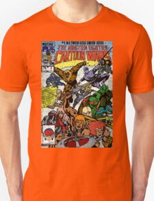 Cartoon Wars Unisex T-Shirt