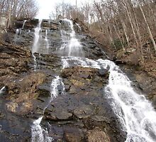 amicalola falls by tomcat2170