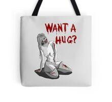 Want a Hug? Tote Bag