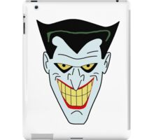 Joker The Animated Series iPad Case/Skin