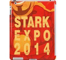 Stark Expo iPad Case/Skin