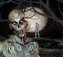 Zombie Malevolence by LoneAngel