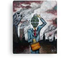 Business is Good Canvas Print