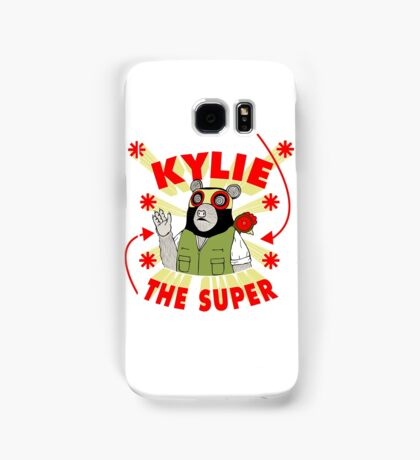 Kylie The Super Samsung Galaxy Case/Skin