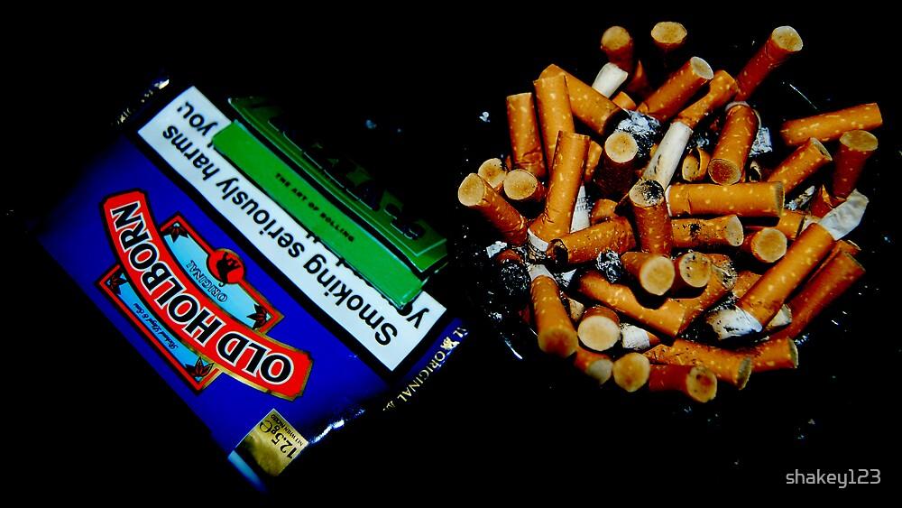 One's Bad Habit by shakey123
