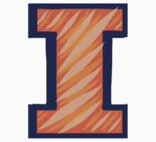 The Iconic I - University of Illinois Kids Tee