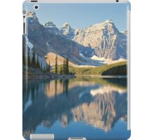 Lake Moraine - Alberta, Canada iPad Case/Skin