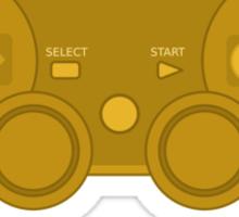 Playstation Controller Sticker