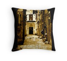 THE OTHER SIDE OF LIFE (UNDERSTANDING) Throw Pillow