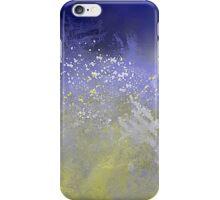 Blue and Golden Ocean iPhone Case/Skin
