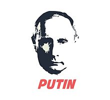 Vladimir Putin by Bryce Snyder