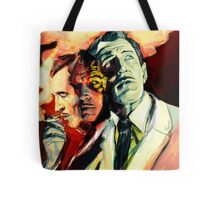 The Many Faces of Vincent Price Tote Bag