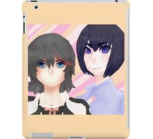 Kill la Kill: Sisters iPad Case/Skin