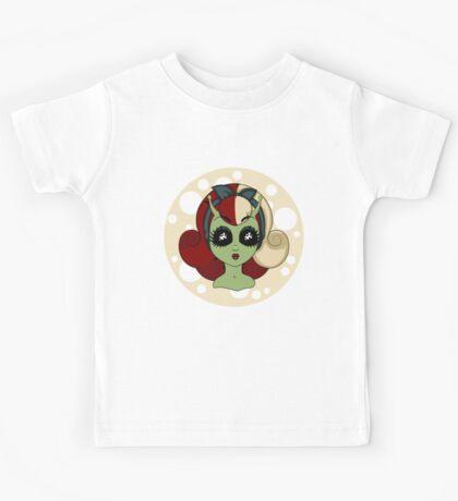 [Alien] Pin Up Kids Tee
