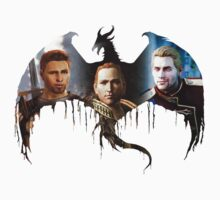 My Dragon Age Loves by ThePyratQueen
