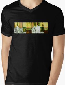 In The Fade Mens V-Neck T-Shirt