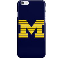 Block M - University of Michigan iPhone Case/Skin