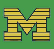 Block M - University of Michigan Kids Clothes