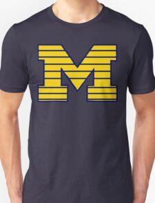 Block M - University of Michigan Unisex T-Shirt
