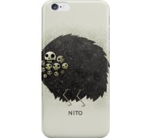Gravelord Nito iPhone Case/Skin