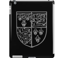 A Complete Guide to Heraldry - Figure 722 — Richard, Duke of Gloucester (afterwards Richard III) iPad Case/Skin