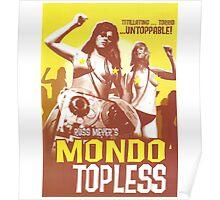 Mondo Topless Alt. Poster